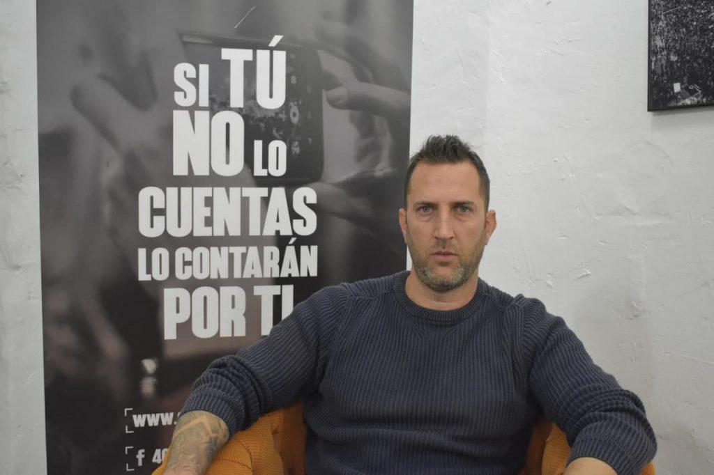 Entrevista Miguel Yeguas, trabajador de Correos Madrid
