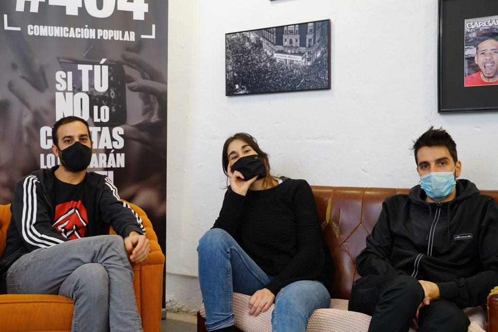 Entrevista Tremenda Jauría
